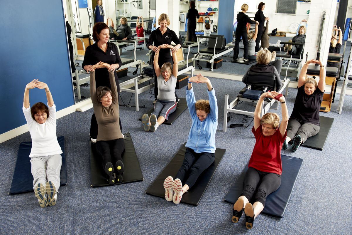 Specialised Exercise Classes