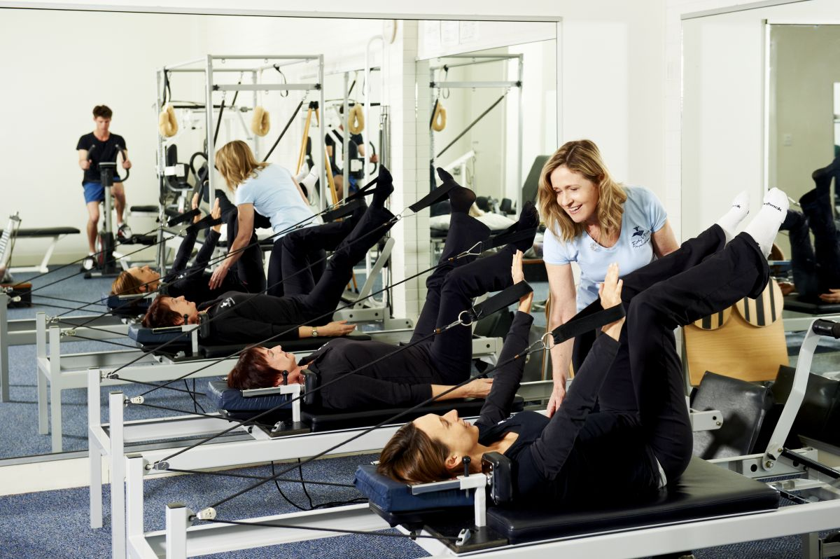 First Pilates studio in WA